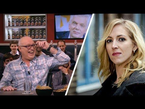 Johan Derksen over de jonge vriendin van Jan Slagter - VOETBAL INSIDE