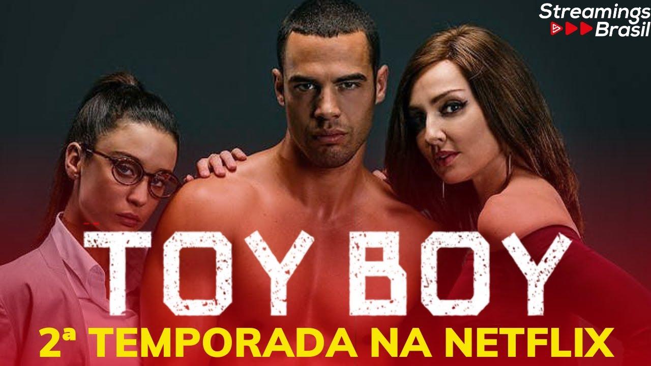 TOY BOY GANHARÁ 2ª TEMPORADA NA NETFLIX - SAIBA TUDO