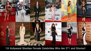 Female Celebs Who Are 5 Ft 1 In