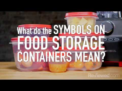 What those symbols on food storage containers really mean