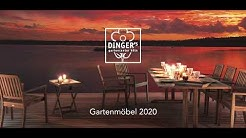 Dinger's Gartenmöbelsaison 2020