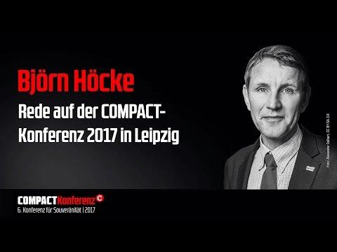 Björn Höcke: Die Rede auf der COMPACT-Konferenz