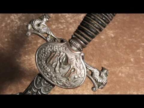 TheSwaggerPlace Knights of Pythias Sword and Scabbard