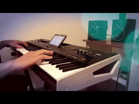 Afghan Keyboard - Ishq - Nasrat Parsa