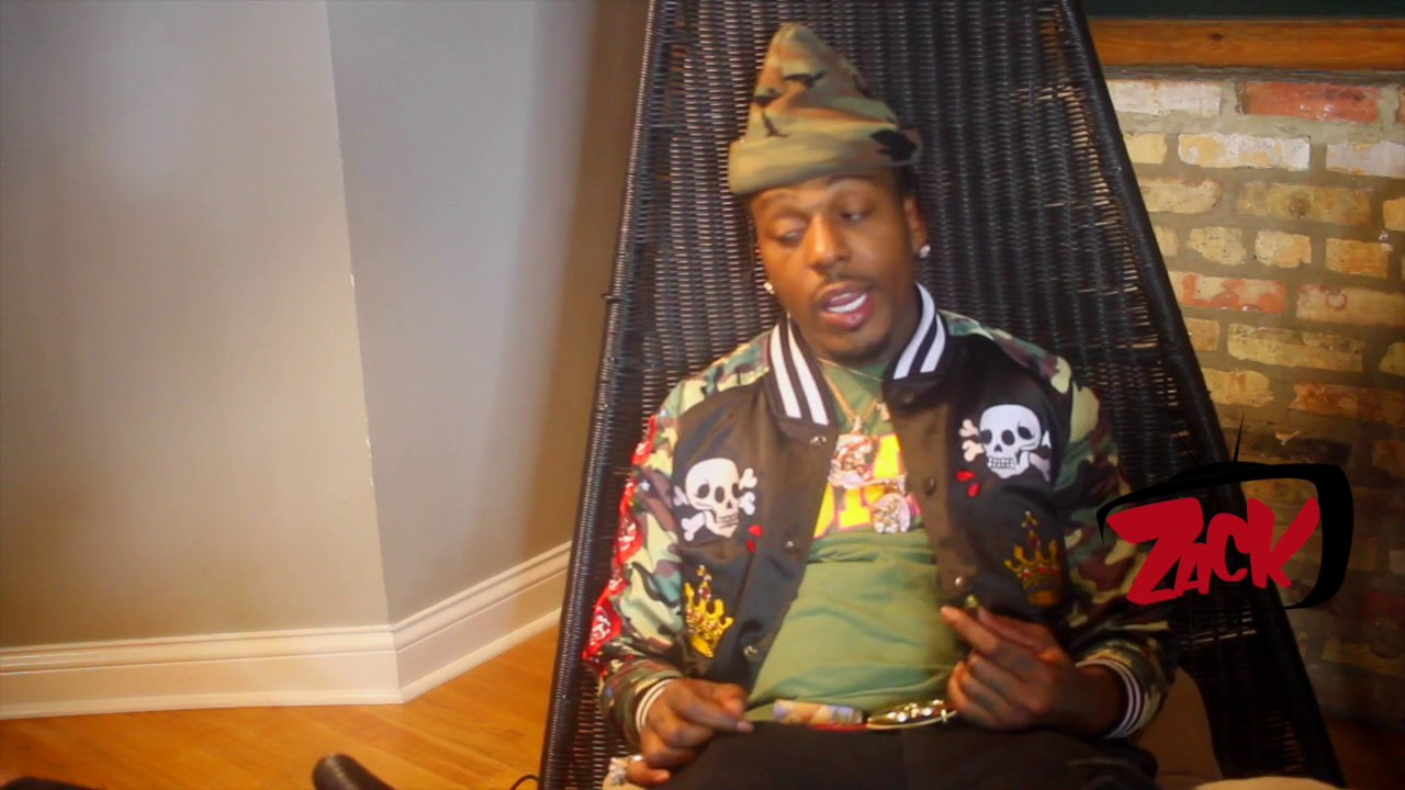 Sauce Walka Talks Blood Sets & Involvement In Massive Shooting On CNN |  Shot By @TheRealZacktv1