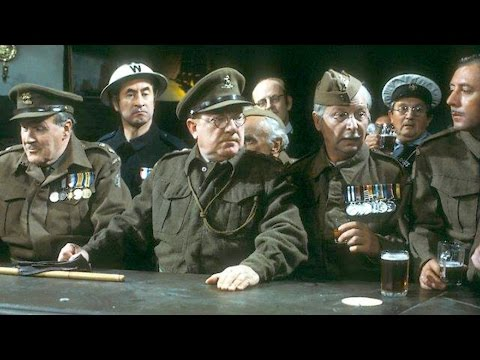 Dad's Army  Battle Of The Giants  ... we don't want a  here...
