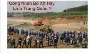1/3 Bauxite Tay nguyen & am muu xam luoc VN cua Trung Quoc