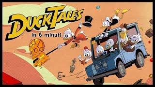 La nuova serie di DuckTales in 6 minuti [Feat. I Miti del Tubo]