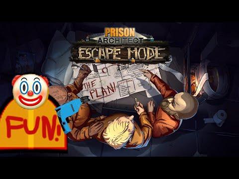Prison Architect || Island Bound || Escape Mode |