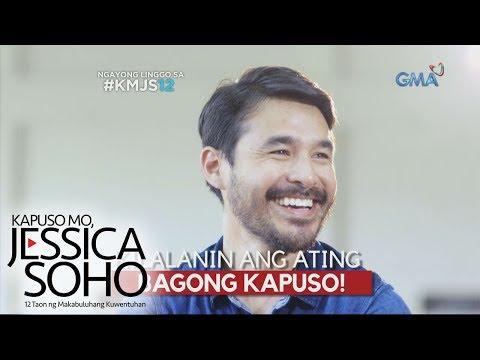 Kapuso Mo, Jessica Soho: Jessica meets Atom Araullo