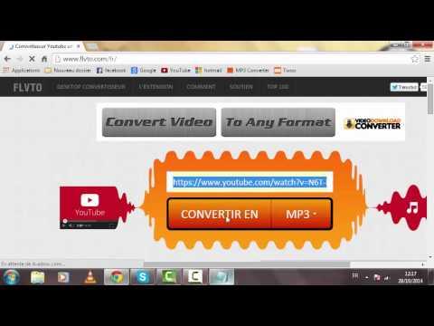 Convertir une video en mp3 en ligne