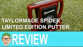 Taylormade Spider Limited Edition Putter