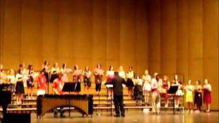 "UW-Whitewater Choir Camp ""Sanskrit Prayer"""