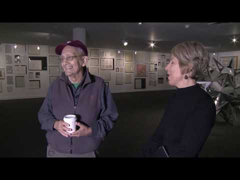 NSU Art Museum Exhibition Walkthrough with Frank Stella | Art Loft 603