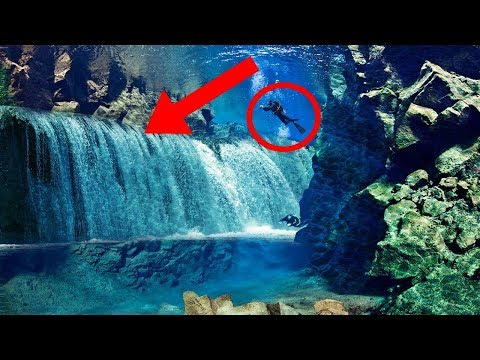 Most Mysterious HIDDEN Lakes And Rivers!