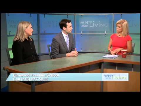 Elmwood Franklin School featured on WNY Living (2015)