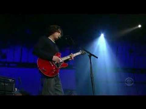 John Mayer - I'm Gonna Find Another You (Letterman 11-23-06)