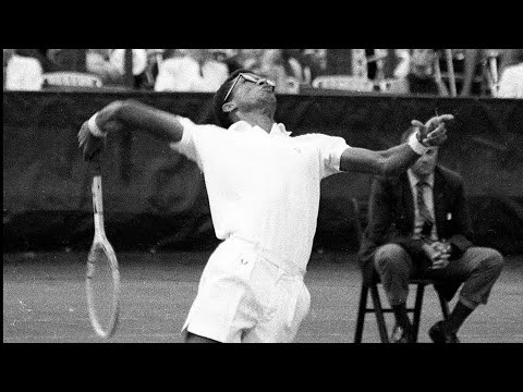 Arthur Ashe Exhibit At US Open Highlights Legacy Of Sports, Civil Rights