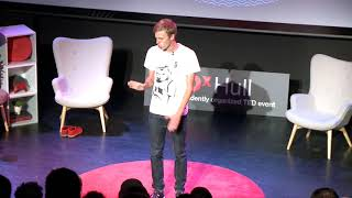 Embracing my inner maths nerd | Harry Baker | TEDxHull