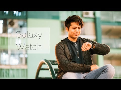 🤦🏻♂️Samsung Galaxy Watch 比較上一代Gear S3有甚麼不同? | Anson Cheung 評測