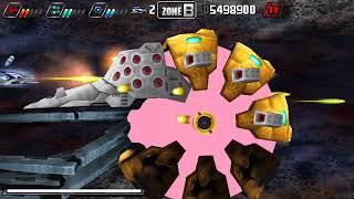 Darius Burst (PSP) Gameplay no.2