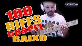 Download Video 100 RIFFS E LINHAS DE GROOVE NO CONTRABAIXO MUSICAS GOSPEL - ESCOLA PARA BAIXISTA MP3 3GP MP4