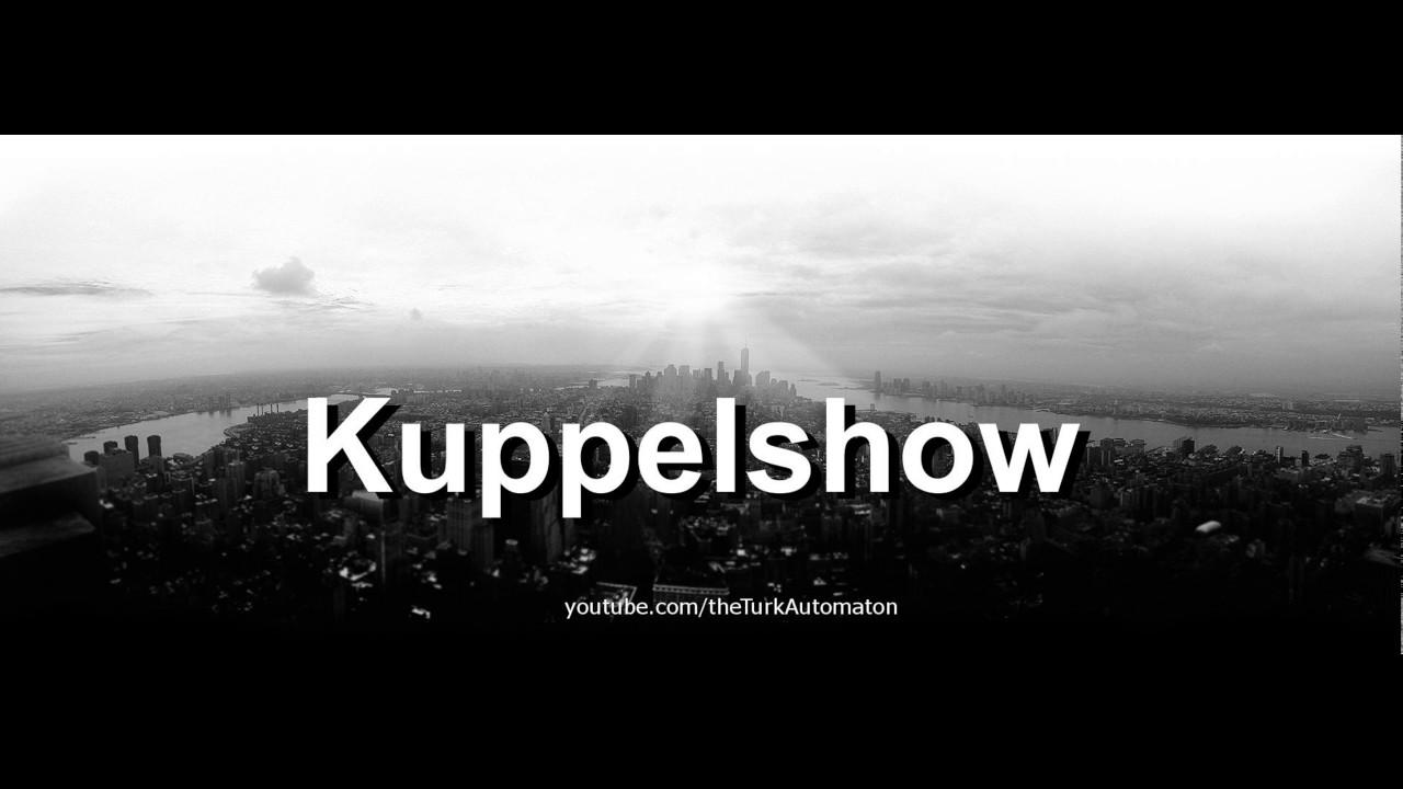 Kuppelshow