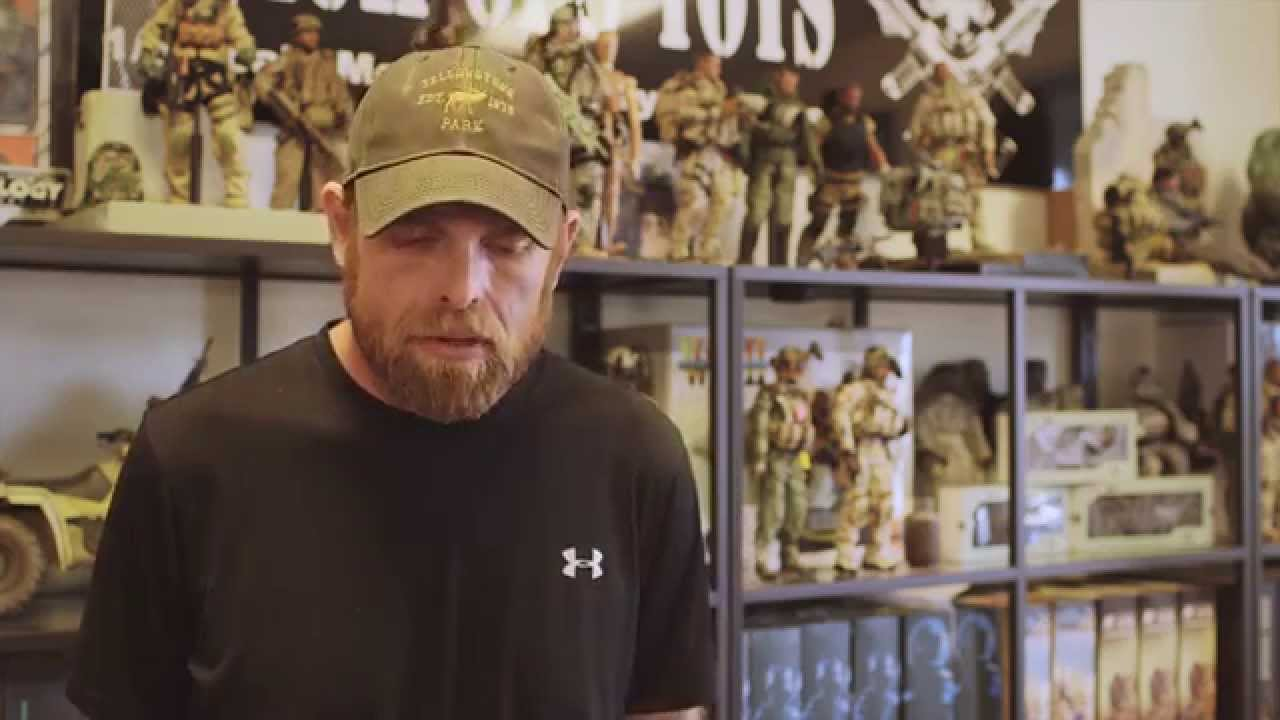 Real-Life American Sniper Chris Kyle to Get a Military Action Figure