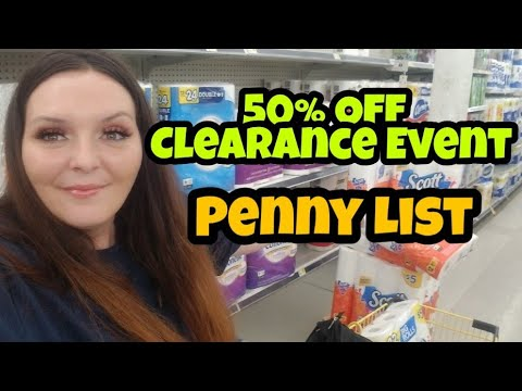 Penny List & Clearance Event at Dollar General This Week