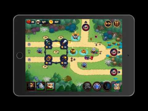 Игра Realm Defense геймплей (gameplay) HD качество