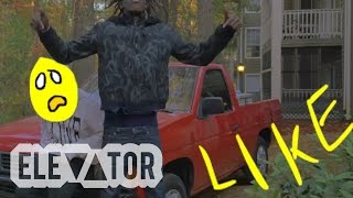 Смотреть клип Yung Bans - Like Wow