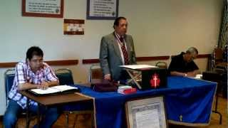 Knights of Columbus 4th Degree Meeting