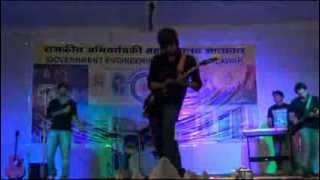 Pavitra band performing live at Gecj