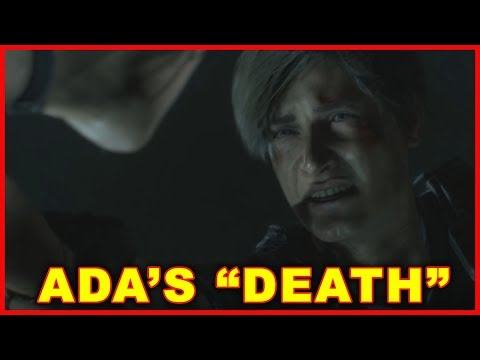 Ada Wong Death Scene (Resident Evil 2 Remake 2019) from YouTube · Duration:  3 minutes 7 seconds