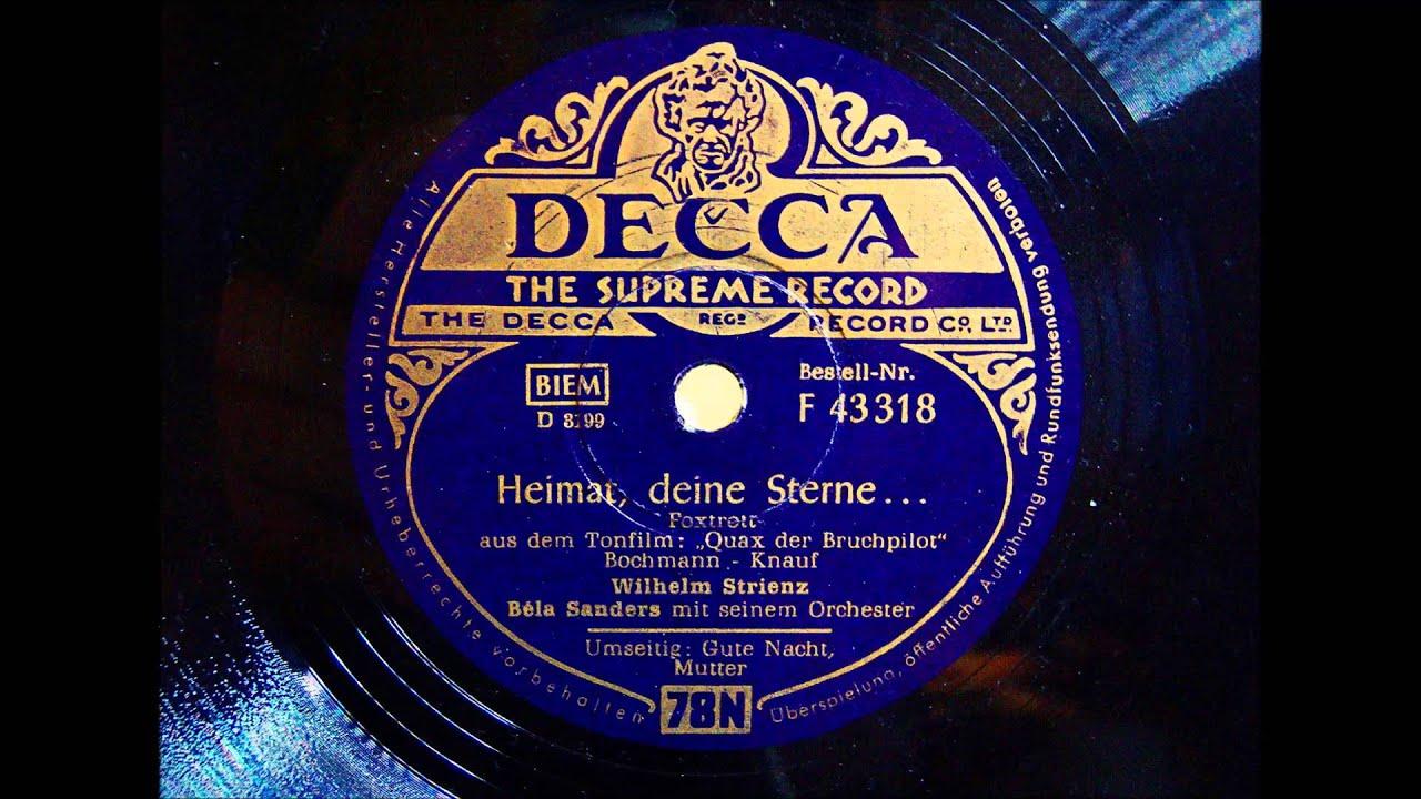 Heimat deine Sterne - Instrumental - Lyrics Chords - Chordify