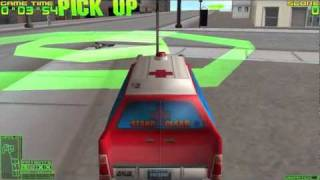 Crisis Team - Ambulance Driver on the Windows of the PC review!