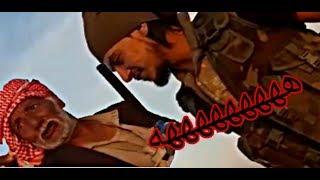 نضحك أم نبكي /مواطن سوري يمدح بشار الأسد أمام الجيش الوطني الحر