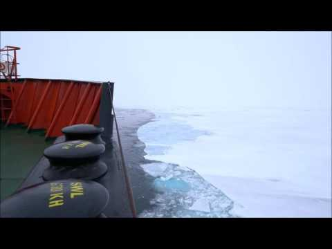 Voyage to the north pole - Nowhere to go but south