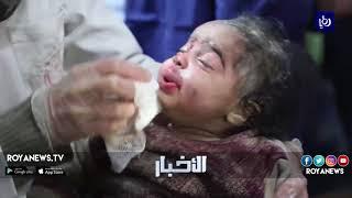 آلاف المدنيين ينزحون من الغوطة الشرقية بالتزامن مع التصعيد التركي في عفرين