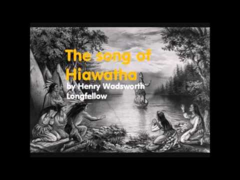 ♡ Full Audio-Book ♡ The Song Of Hiawatha by Henry Wadsworth Longfellow ♡ A Timeless Classic