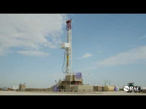 MeshGuard Wireless Gas Detection for Oil and Gas Exploration - RAE Systems | Honeywell Safety