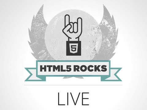 HTML5Rocks Live, Episode 1