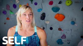 How American Ninja Warrior Jessie Graff Overcame Her Brutal Injury   SELF