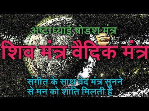 अष्टाध्याई रुद्री के पंचम अध्याय के मंत्र| ashtadhayi rudri mantra
