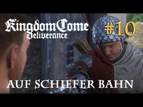 Let's Play Kingdom Come Deliverance #10: Auf schiefer Bahn  (Tag 2 / Blind / deutsch)