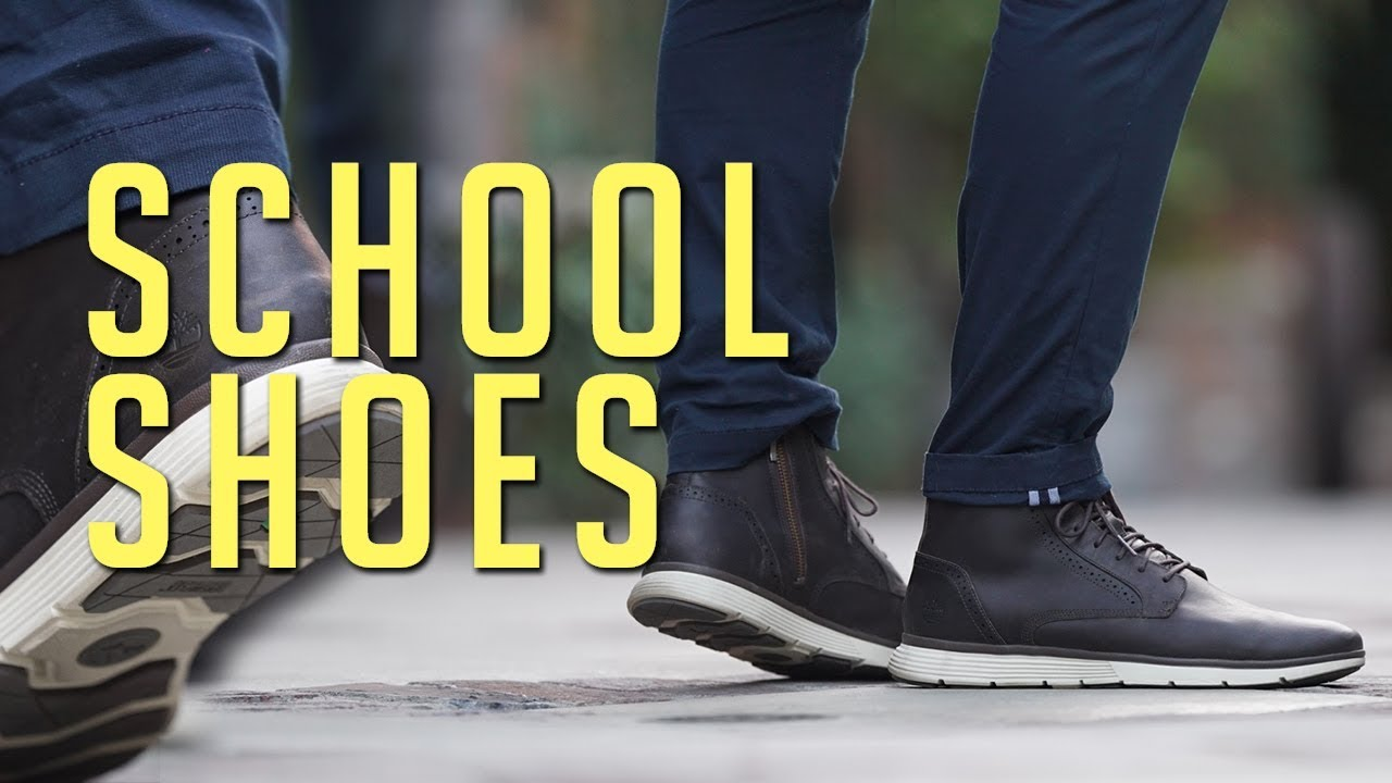 10 Shoes Every Guy Needs in High School