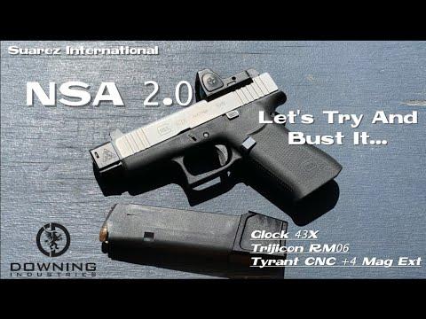 Suarez International NSA 2.0 Plate Test
