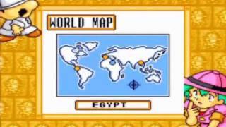 Tetris Plus Game Sample - GB
