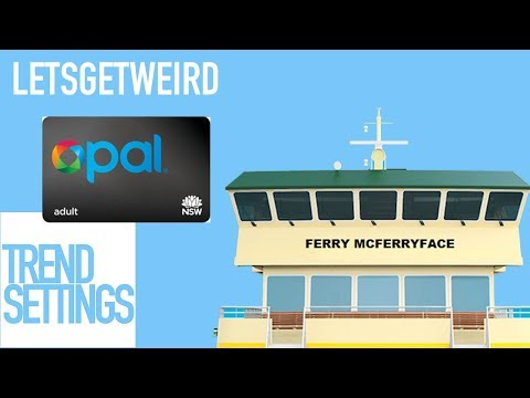 Ferry McFerryface and Meow Meow Is Back! - Trend Settings Ep 68 pt 3