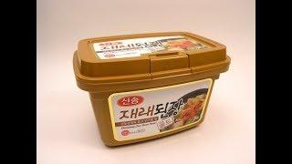 Восток-дело тонкое: твенджян, твенджан, твендян - корейская соевая паста (обзор)